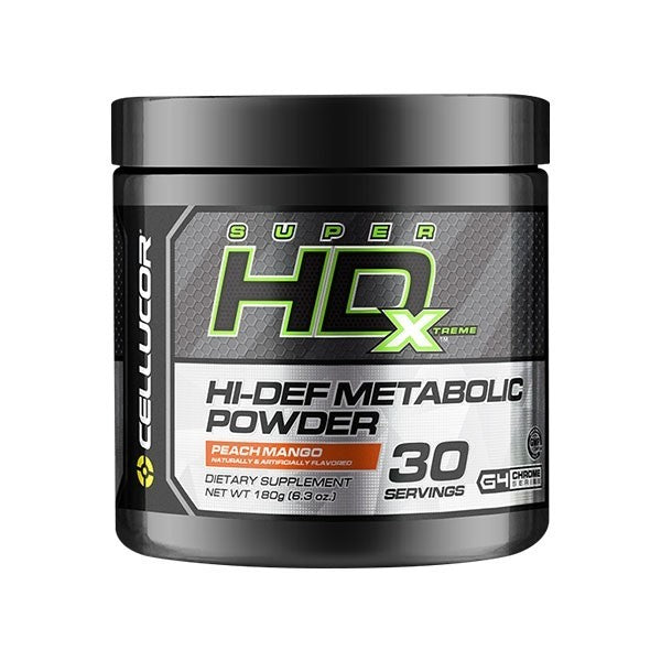 Cellucor Super HD Xtreme - Super Nutrition