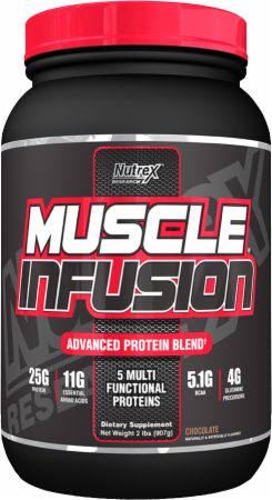 Nutrex Muscle Infusion - Super Nutrition