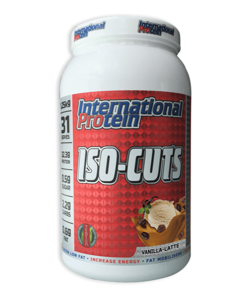 International Protein ISO-CUTS - Super Nutrition