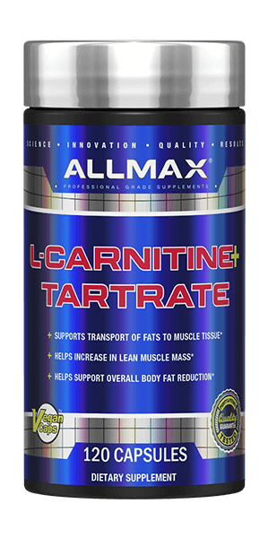 Allmax L - Carnitine + Tartrate - Super Nutrition