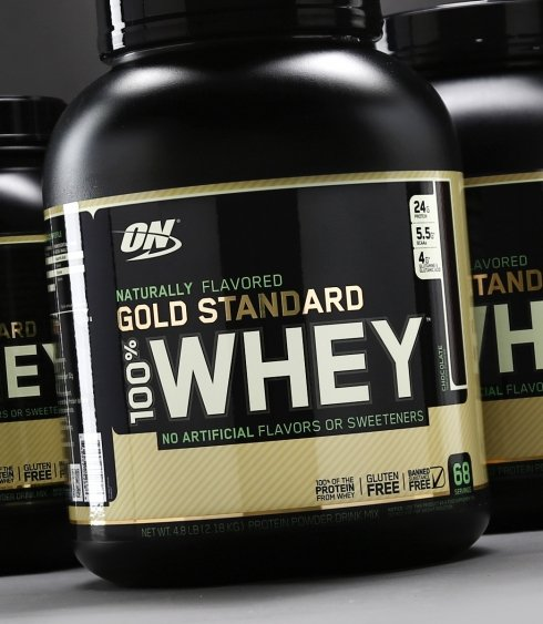 Optimum Nutrition Natural 100% Whey Gold Standard - Super Nutrition