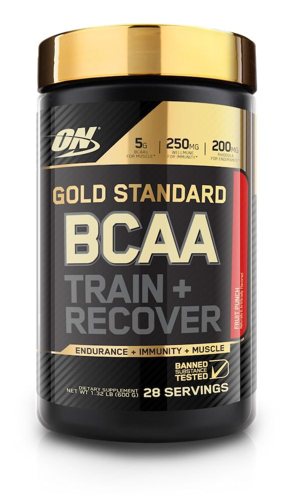 Optimum Nutrition Gold Standard BCAA - Super Nutrition