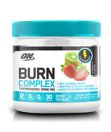 Optimum Nutrition Burn Complex Stim - Super Nutrition