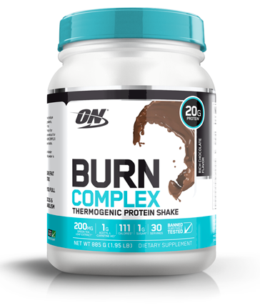 Optimum Nutrition Burn Complex Thermo Protein - Super Nutrition