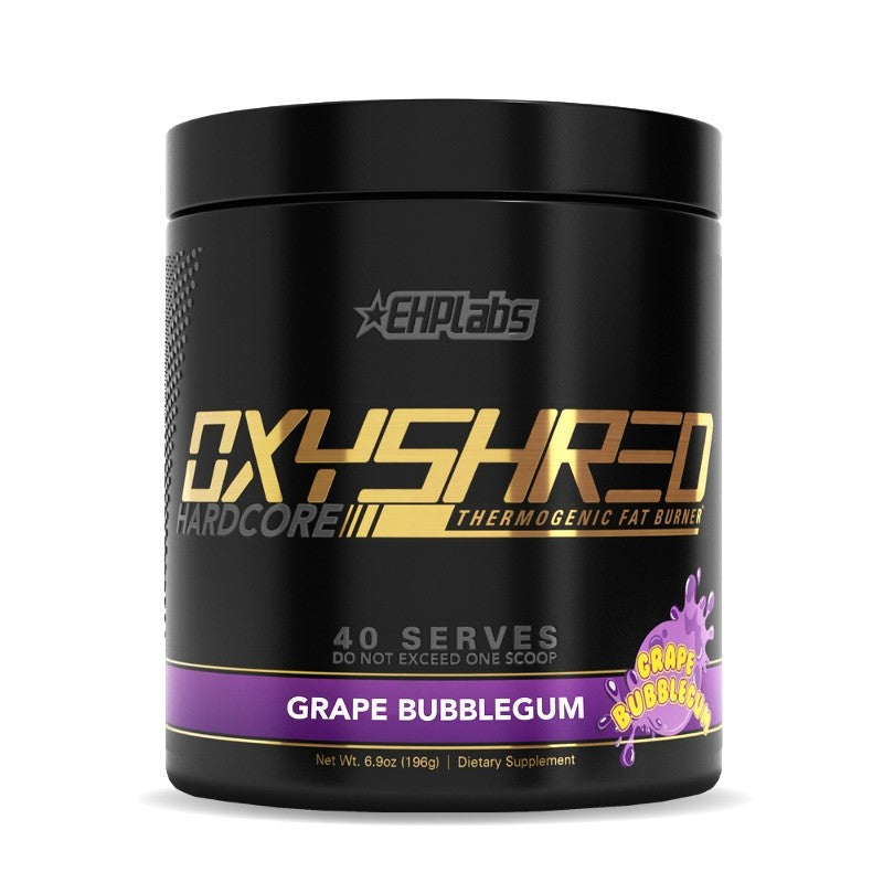 EHP Labs Oxyshred Hardcore - Super Nutrition