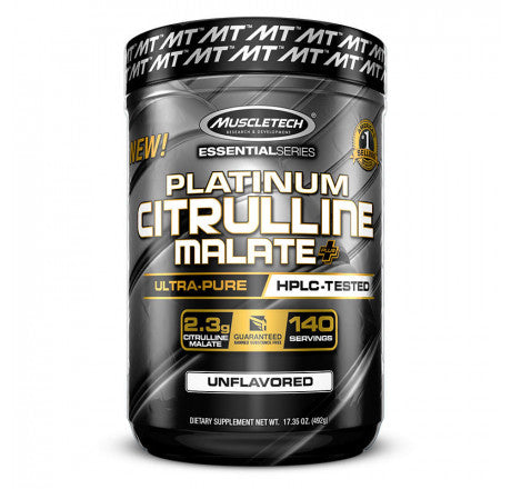 MuscleTech Platinum 100% Citrulline Malate - Super Nutrition