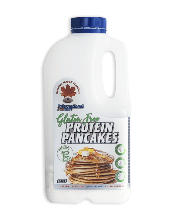 International Protein High Protein Pancake Mix - Super Nutrition