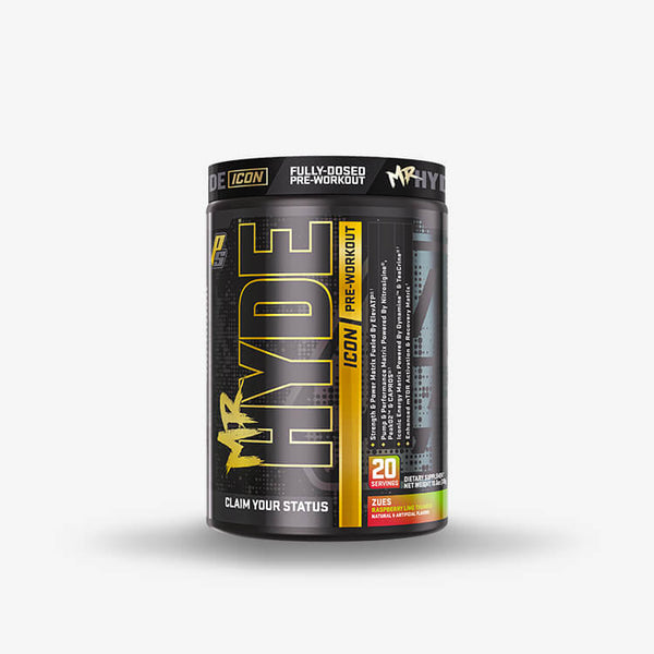 ProSupps Mr. Hyde Icon - Super Nutrition
