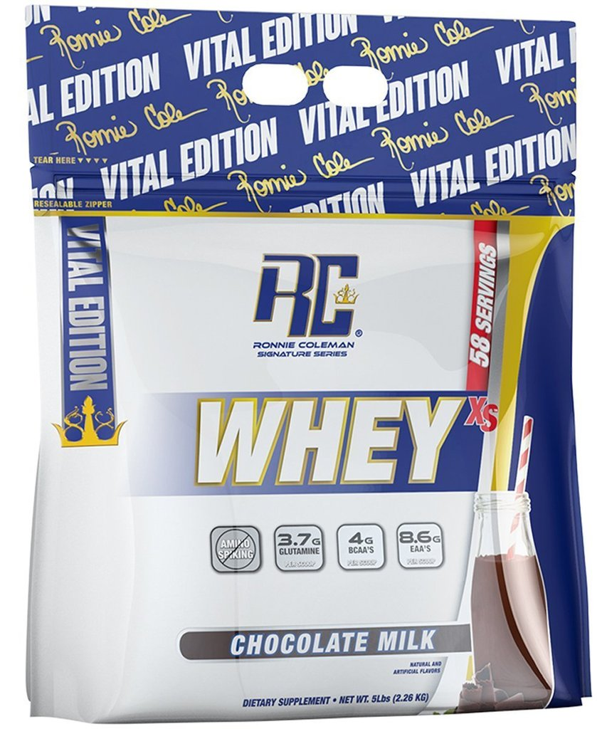Ronnie Coleman Whey XS - Super Nutrition