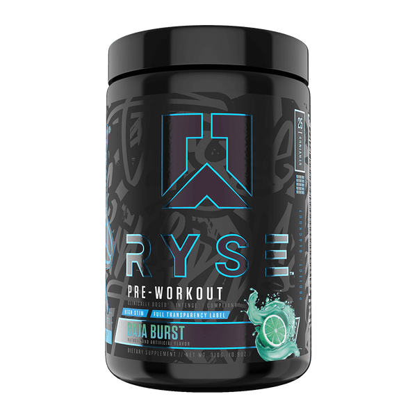 Ryse Pre-Workout - Super Nutrition