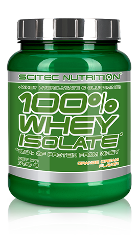 Scitec Nutrition 100% Whey Isolate - Super Nutrition