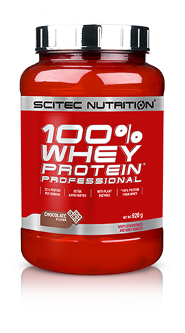 Scitec Nutrition 100% Whey Protein Professional - Super Nutrition