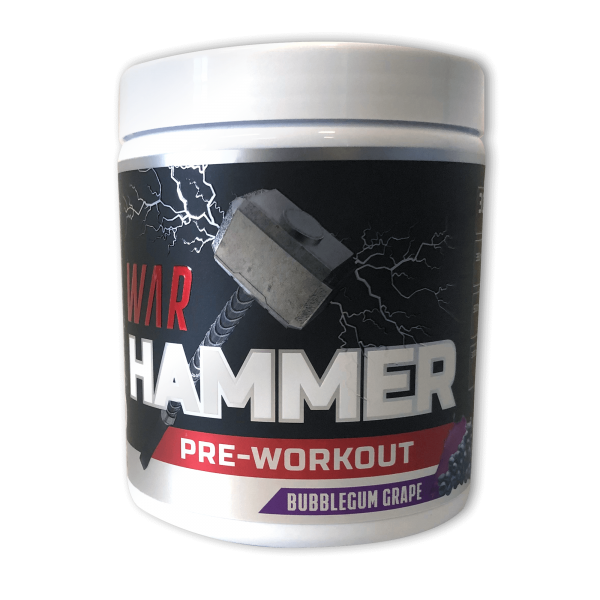 War Hammer - Super Nutrition