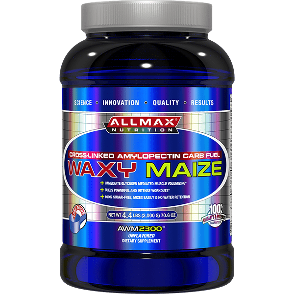 Allmax Waxy Maize 2Kg - Super Nutrition