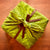 Furoshiki (Square Wrapping Cloth) - Green Hawaiian Leaves (35