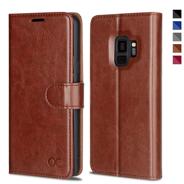 Samsung Galaxy S9 Case-Brown
