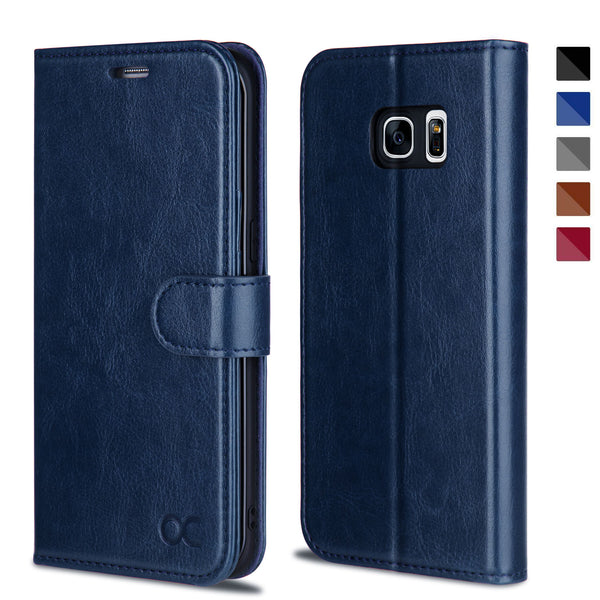 Galaxy S7 Edge Case - Blue
