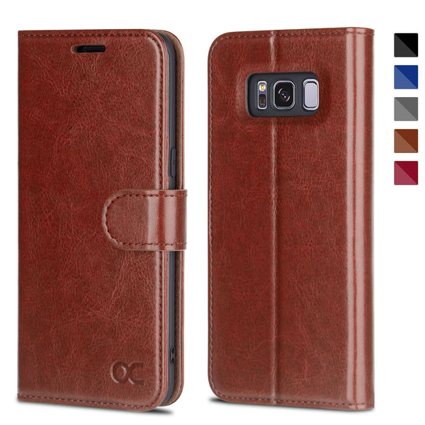 Galaxy S8 Case - Brown