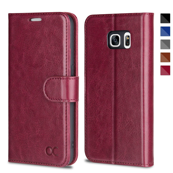 Galaxy S7 Case - Burgundy