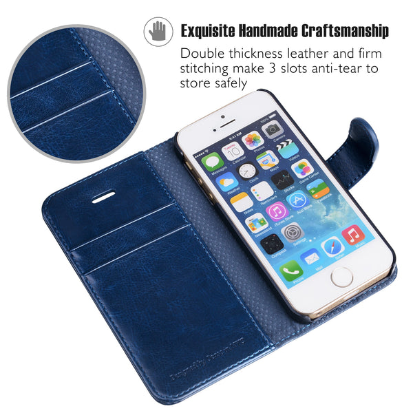 iPhone 5/5s/SE Case - Blue