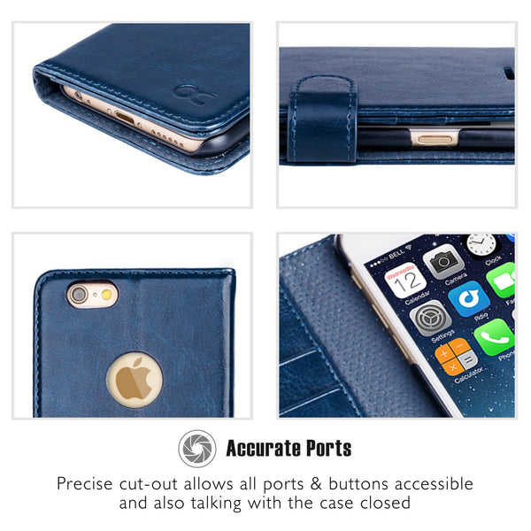 iPhone 6/6s Case - Blue