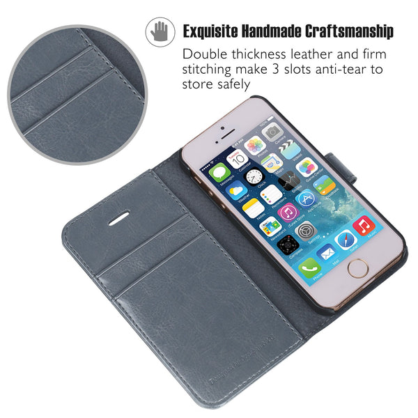 iPhone 5/5s/SE Case - Gray