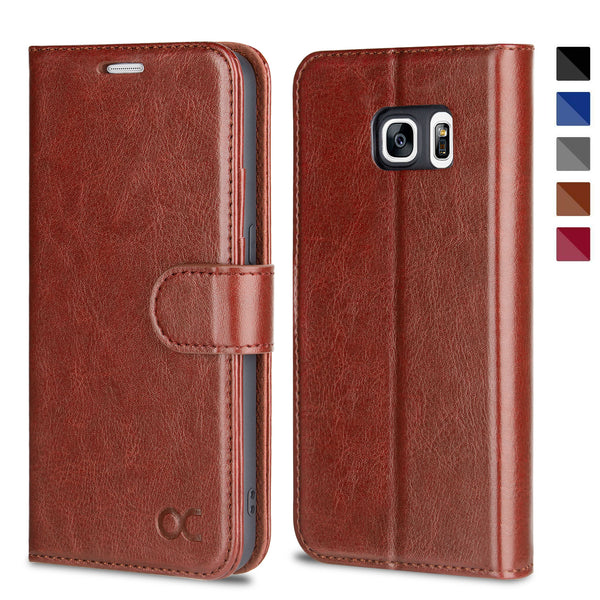 Galaxy S7 Case - Brown