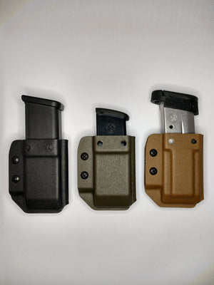 Multi - Mag Magazine Carrier, Solid Color