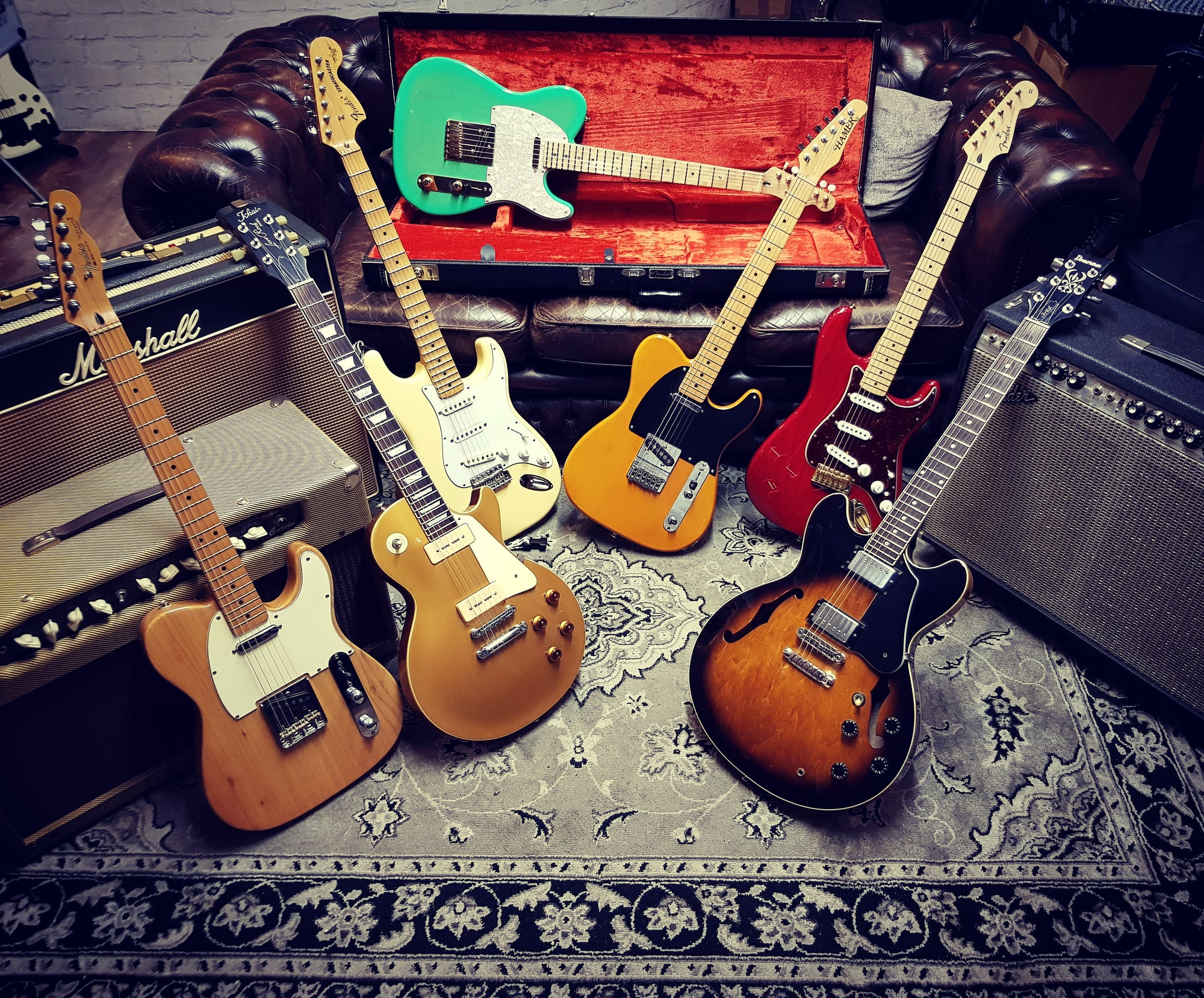 Protone Music Liverpool Guitars