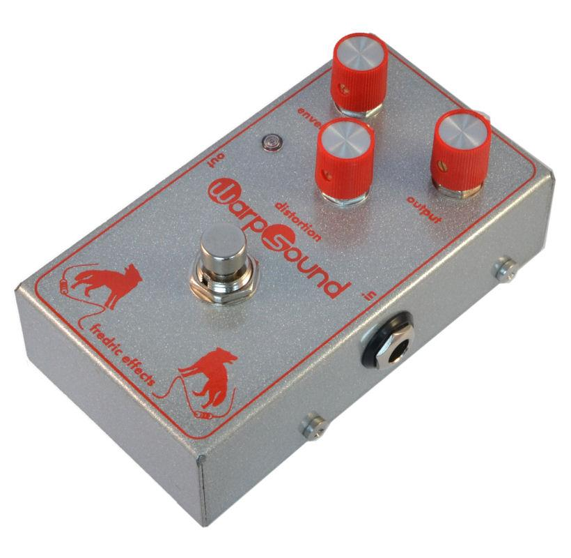 Fredric Effects Warp Sound Pedal.