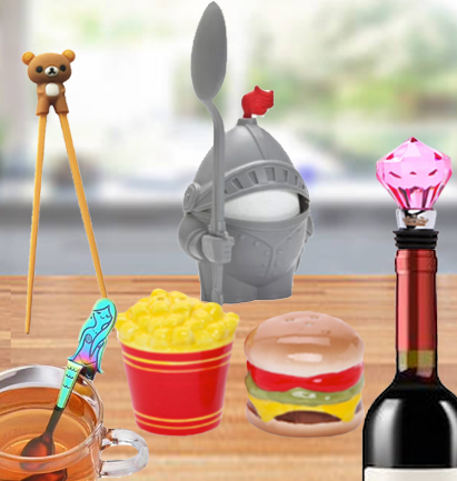 10 Extremely Cute Kitchen Tools & Gadgets Under $10