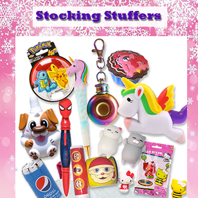 Cute Christmas Stocking Stuffers