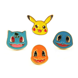 Pokemon Squad Pins