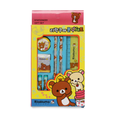 Rilakkuma Stationary Set