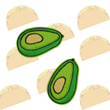 Avocado Patches 2-Pack