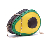 Avocado Fever Crossbody Bag