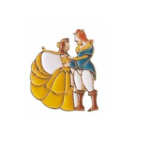 Beauty & the Beast Pin