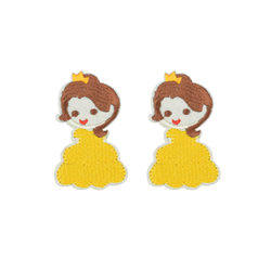Princess Belle Patches 2-Pack