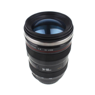 Camera Lens Stainless Steel Cup/ Mug