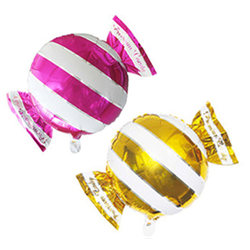 Candy 2 pcs Set Mylar Balloon
