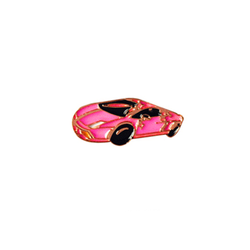 Barbie's Fancy Car Pin
