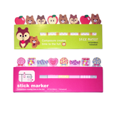 Love Apples Sticky Page Tab Marker