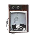 Retro TV Chaplin Passport Cover