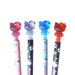 hello kitty mechanical pencil kawaii