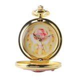 Sailor Moon Crystal Star Pocket Watch Necklace