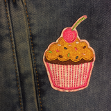 Sprinkles Cupcake Patch