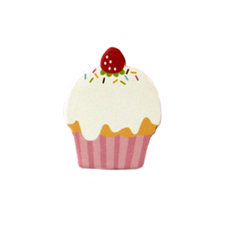 Kawaii Cupcake Sticky Notes