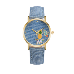 Tropical Denim Watch