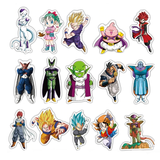 Dragon Ball Z Stickers-6 Pcs