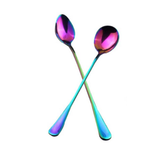 Iridescent Tall Spoons Set